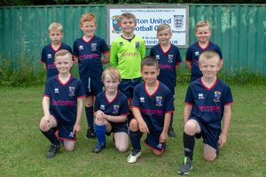 Skelton United Football Club are the latest beneficiary of Darlington Building Society's 5% Pledge.
